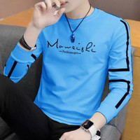 Kaos Danilo Lengan Panjang Cowok Pria Sweater Sweter Murah Fashion