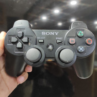 Stick Stik PS3 Ori Mesin Dualshock 3 Getar