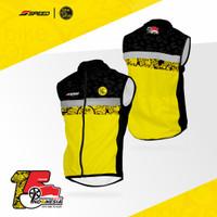 Baju Jersey Speed Vest - BIKE 2 WORK