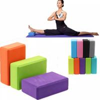 Balok Yoga Block Foam Eva Ringan untuk Dance Exercise Yoga Senam Gym