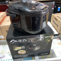 Rice Cooker Kirin Digital KRC-520D Magic Com dengan Panci k-mond