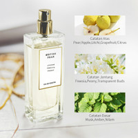 Parfume Miniso Eau De Toilette British Pear - British Pear