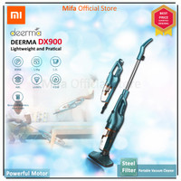 Deerma Vacuum Cleaner Handheld Cordless 2-in-1 DX900 / DX920