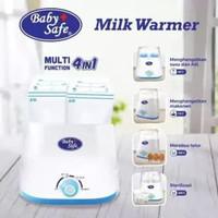 Baby Safe LB216 Twin Bottle Warmer Pemanas Botol Penghangat Susu ASI
