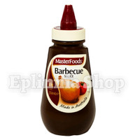 Masterfoods Master Foods Barbecue Sauce 250 gr - Saus Bbq