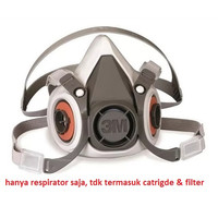 3M masker 6200 half facepiece Reusable NO Catridge NO Filter