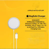 Apple MagSafe Charger 20W Wireless Charging for iPhone 12 & AirPods