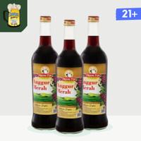 Orang Tua Anggur Merah Amer GOLD OT 19.7% 620 ml
