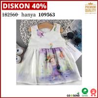 Baju Dress Pendek Anak Perempuan Bergambar Impor Murah