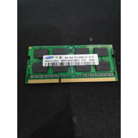 Ram Laptop Sodimm 4GB Samsung DDR3 PC3 8500s 1066 Memori Memory