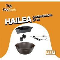 Hailea GF-24 Garden Fish Bowl / Kolam Ikan / Hidroponik / Tanaman