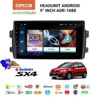 Head Unit Android Sx4 ( X-over ) Neo Baleno 9 inch Voice Comand Pnp
