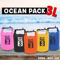 Dry Bag Waterproof 3L untuk Aktifitas di Air