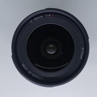 lensa canon 17 40mm f4 l