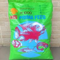 Pakan Benih Lele Gurame Nila/ Pelet Ikan PF 1000 - 500 gr