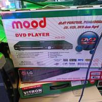 DVD PLAYER MP3 MP4 USB KARAOEKE MOOD