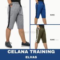 Celana Pendek Training Olahraga Pendek ELVAS - M