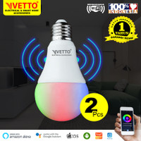 VETTO Paket Grosir - Smart Bulb 9W (2 PCS)