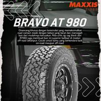 Ban Offroad 265/60-18 Maxxis Bravo AT-980 setara 31 Dcab Jeep SUV