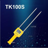 TK100S Grain Moisture Meter Pengukur Kadar Air Biji/Bubuk Kelembaban