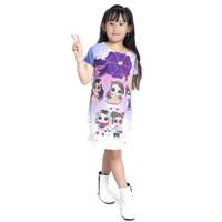 Baju Anak / Dress Anak / Dress overal / Daster Anak IMPORT