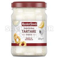 Masterfoods Master Foods Saus Tartar Tartare Sauce 220 gr