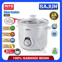 Mito Slow Cooker R929 Kapasitas 3,3 Liter BPA Free
