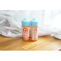 Chicken Dinner XL Cotton Candy 6mg Strawberry Liquid Vape 100ml JRX