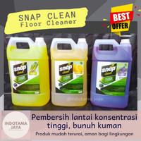 (Indotama) SNAP CLEAN Floor Cleaner Pembersih Lantai [4L]