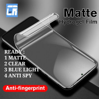 HYDROGEL MATTE SAMSUNG A9 2018 FRONT BACK ANTI GORES NON TEMPERED