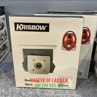 Refill Kantong Debu Krisbow Vacuum Cleaner Dust Bag SI237e