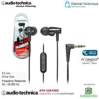 Earphone Headset Audio Technica ATH-100is Audio Technica ATH-CLR100is