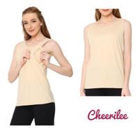 Baju Dalaman Ibu Menyusui Cheerilee Lengan Buntung Kaos Singlet Inner