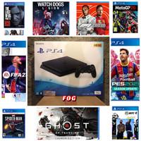 PS4 Slim 1 Tb Fullgame digital bebas pilih OFW terbaru
