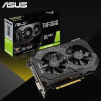 ASUS TUF Gaming GeForce GTX 1660 SUPER OC Edition 6GB GDDR6 VGA