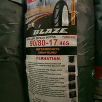 Ban Motor FDR Blaze Medium Compound 90/80 ring 17 Tubeless