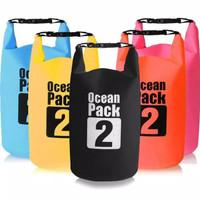 Dry Bag Waterproof 2L untuk Aktifitas di Air