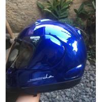 Arai Profile Blue (Repaint Seperti Ori)