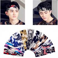 Bando Army Tentara Ikat Kepala Army Headband Army Style 320-168