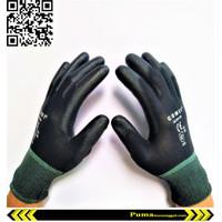 Sarung Tangan Karet Palm Fit Glove CG 805 BK