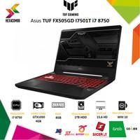 ASUS TUF FX505GD I7501T | i7 8750H 8GB 1TB GTX1050 4GB 15.6 FHD W10