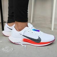 Sepatu Nike zoom Pegasus Turbo 2 White Red Black