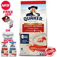 Quaker Instant Oatmeal Oats 800g 800 gr