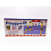Mainan Bayi Gantungan Musical Rattle Baby Play Gym Musik Edukasi Anak