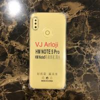 Soft case anti crack xiau mi/redmi note 5 pro/redmi note 5/5 plus