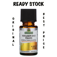 Nature's Answer Vitamin D3 4000iu drop