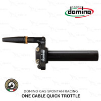 Domino Italy Gas Spontan Racing One Cable Universal