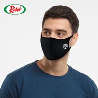Rider Masker Kain Dewasa 3 Lapis Anti Virus isi 2 Pcs