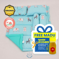 BEDCOVER BABY BAYI Animal Tosca / Badcover Baby Bed Cover Selimut Bayi