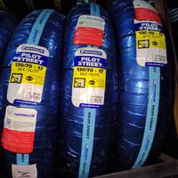 Ban Luar Soft Compoun Michelin 130 70 17 Pilot Street